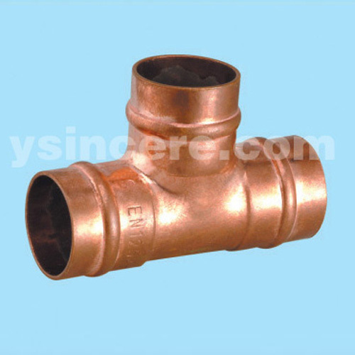 Copper Soldering Fittings YC-00612