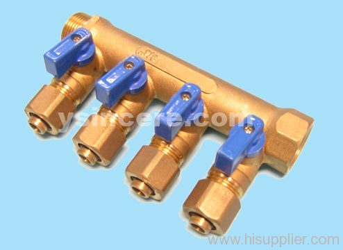 Brass Fittings YC-00712