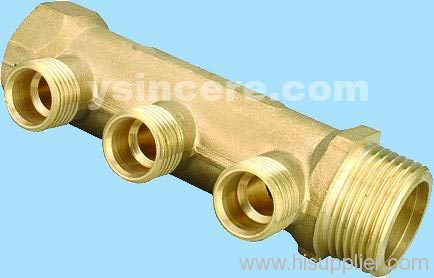 Brass Fittings YC-00717