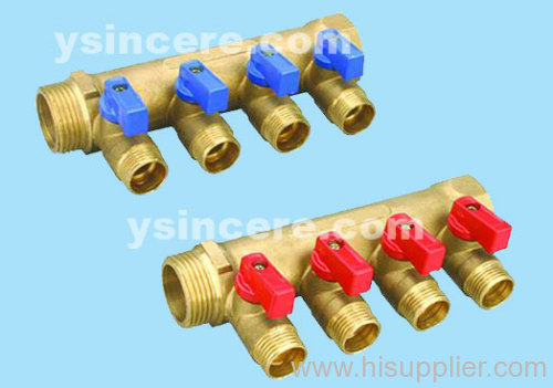 Brass Fittings YC-00725