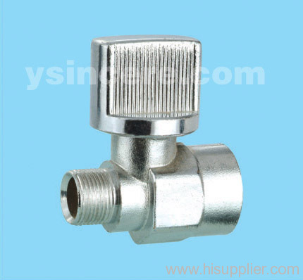 Brass compression ball valve YC-10205
