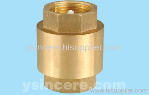 Check Valves YC-10302