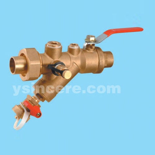 Brass Y Strainer Forged Bodys YC-10501