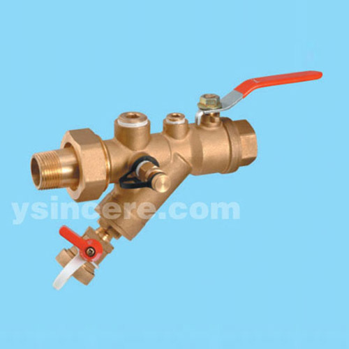 Brass Y Strainer Forged Bodys YC-10503