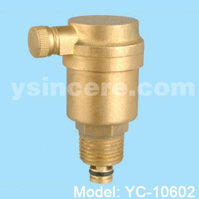 Brass safe valve Forged body YC-10602