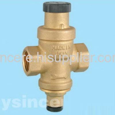 Brass safe valve Forged body YC-11101